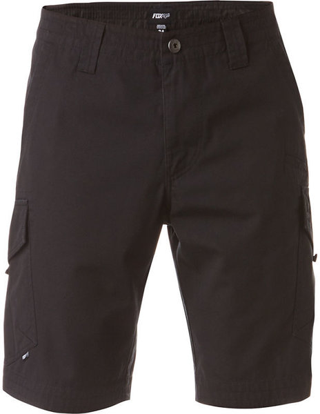 Fox Racing Slambozo Cargo Short Color: Black