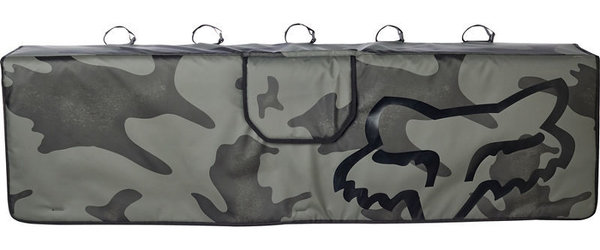 Fox Racing Small Camo Tailgate Cover Color: Camo