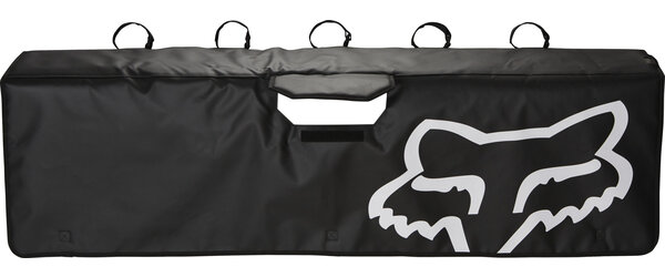 Fox Racing Small Tailgate Cover Color: Black