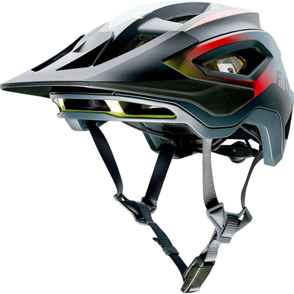 Fox Racing Speedframe Pro Diaz Helmet Color: Black