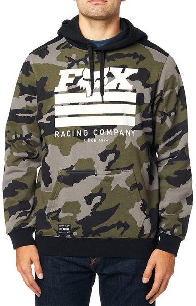Fox Racing Street Legal Camo Pullover Hoodie Color: Camo