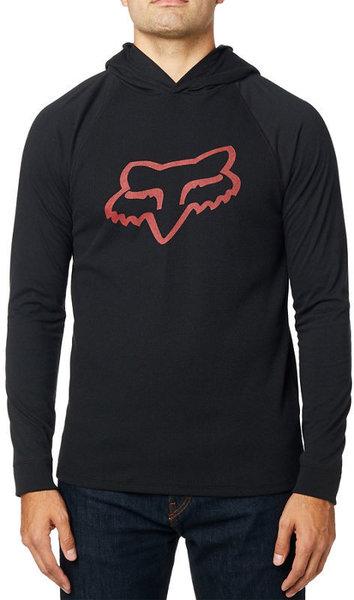 Fox Racing Subzcribe Hooded Long Sleeve Knit