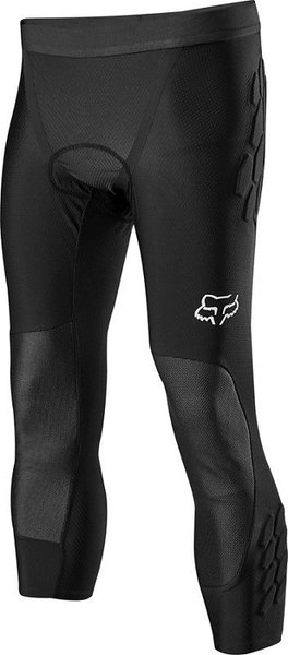 Fox Racing Tecbase Pro Tight Color: Black