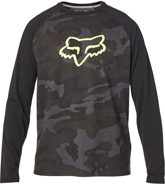 Fox Racing Tournament Camo Tech Tee