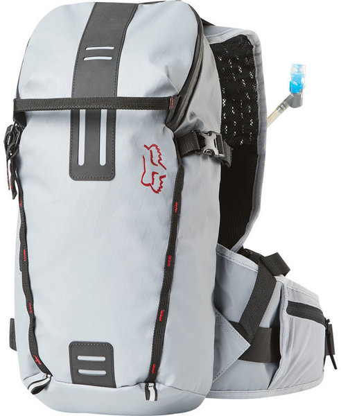 Fox Racing Utility Hydration Pack- Medium Color: Steel Grey