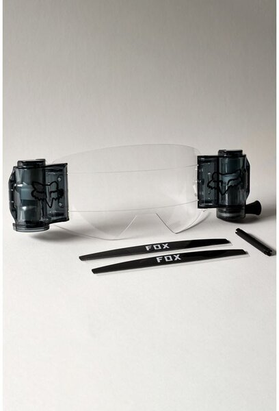 Fox Racing Vue Roll Off System Lens: Clear