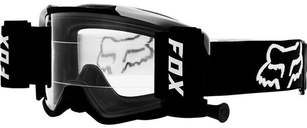 Fox Racing Vue Stray Roll Off Goggle Color: Black