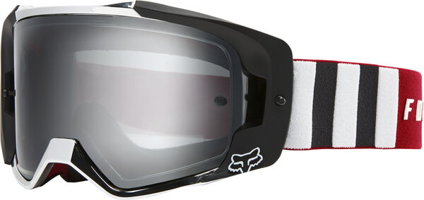 Fox Racing Vue Vlar Goggle—Spark Lens Color: Flame Red