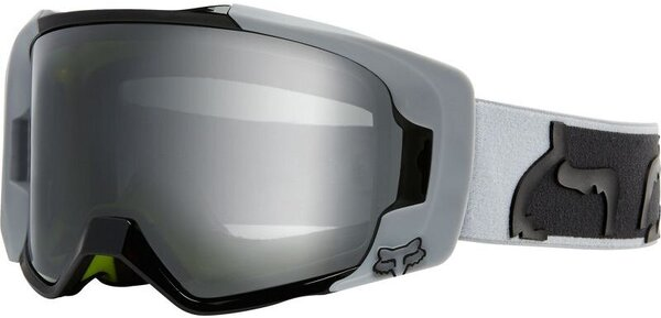 Fox Racing Vue X Goggle Color: Light Grey