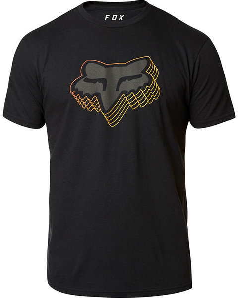 Fox Racing Warp Speed Short Sleeve Tee