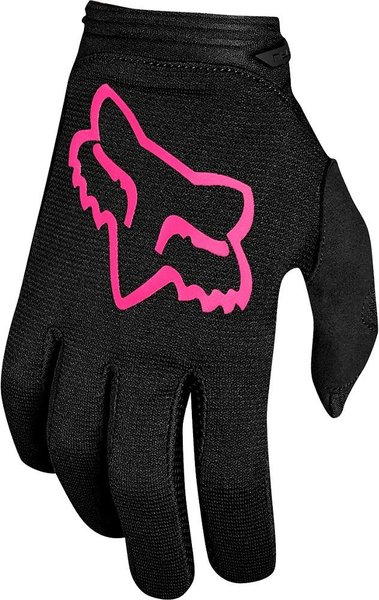 Fox Racing Women's Dirtpaw Mata Glove Color: Black/Pink