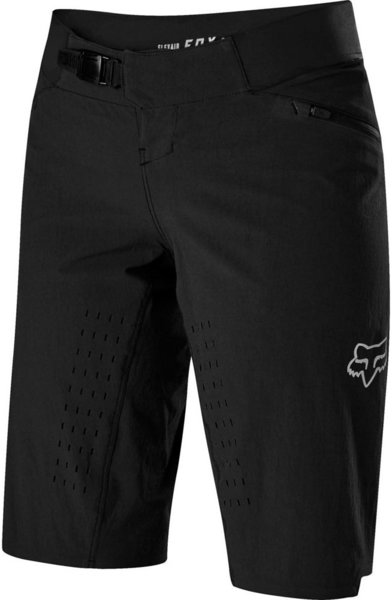 Fox Racing Women's Flexair Short Color: Black