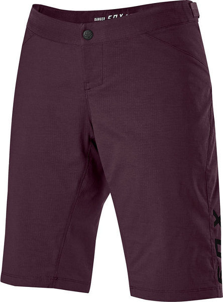 Fox Racing Womens Flexair Short Color: Dark Purple