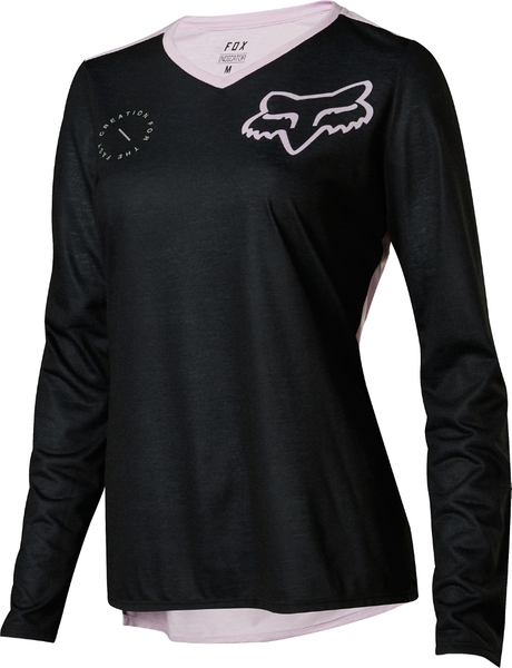 Fox Racing Women's Indicator Long Sleeve Asym Jersey