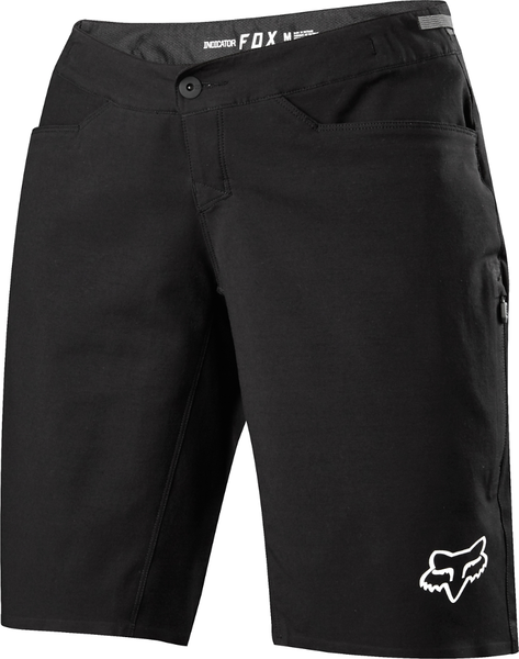 Fox Racing Women's Indicator Short Color: Black
