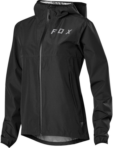 Fox Racing Womens Ranger 2.5L Water Jacket Color: Black