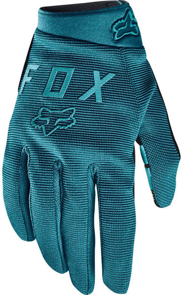 Fox Racing Women's Ranger Gel Glove Color: Maui Blue