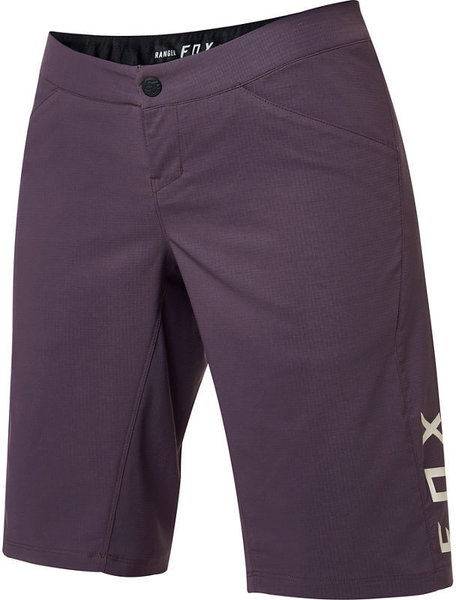 Fox Racing Women's Ranger Shorts Color: Dark Purple