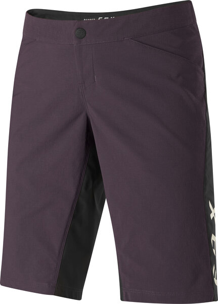 Fox Racing Women's Ranger Water Short Color: Dark Purple