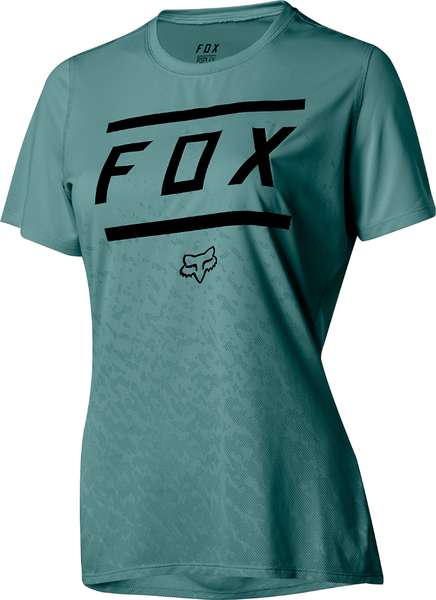 Fox Racing Women's Ripley Bars Jersey Color: Pine