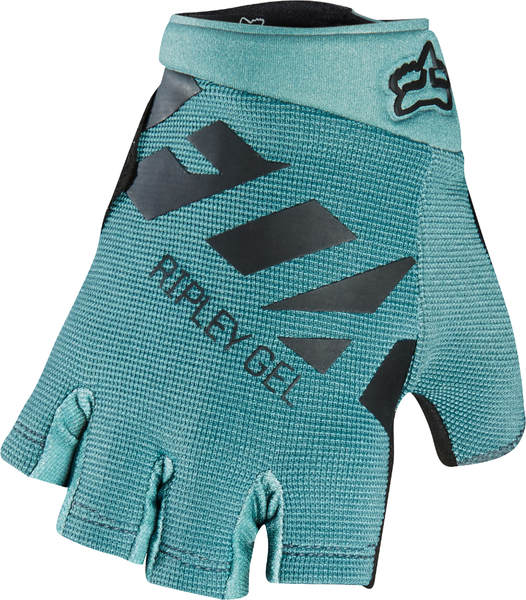 Fox Racing Womens Ripley Gel Short Gloves Color: Pine