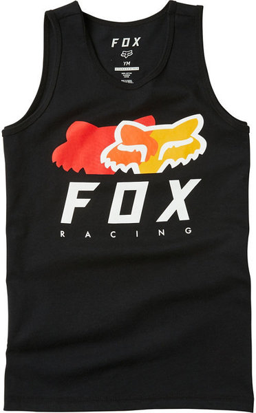 Fox Racing Youth Chromatic Tank Color: Black