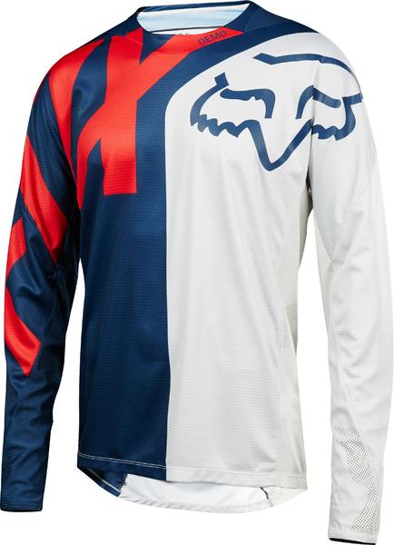 Fox Racing Youth Demo Long Sleeve Jersey