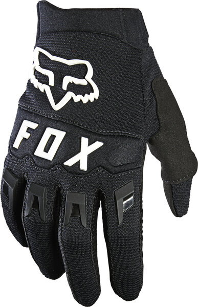 Fox Racing Youth Dirtpaw Glove Color: Black/White