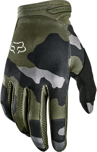 Fox Racing Youth Dirtpaw PRZM Camo Glove