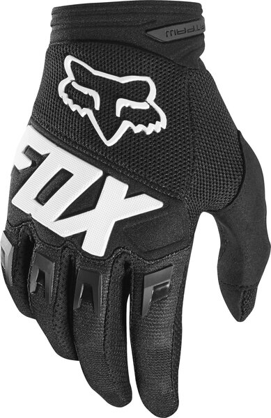 Fox Racing Youth Dirtpaw Race Glove Color: Black