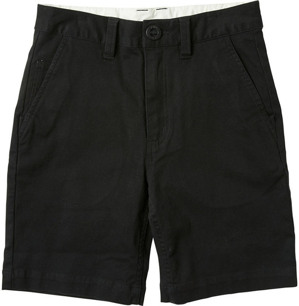 Fox Racing Youth Essex Short 2.0 Color: Black