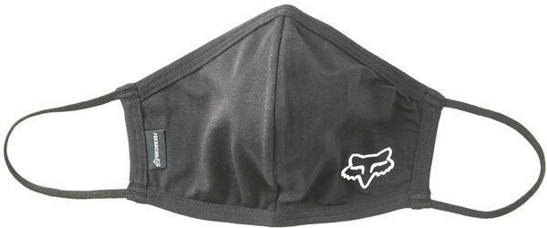 Fox Racing Youth Face Mask Color: Black