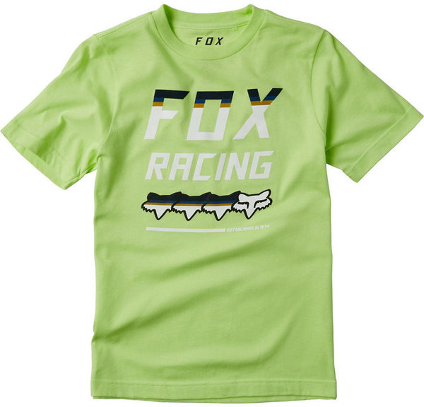 Fox Racing Youth Full Count Short Sleeve Tee