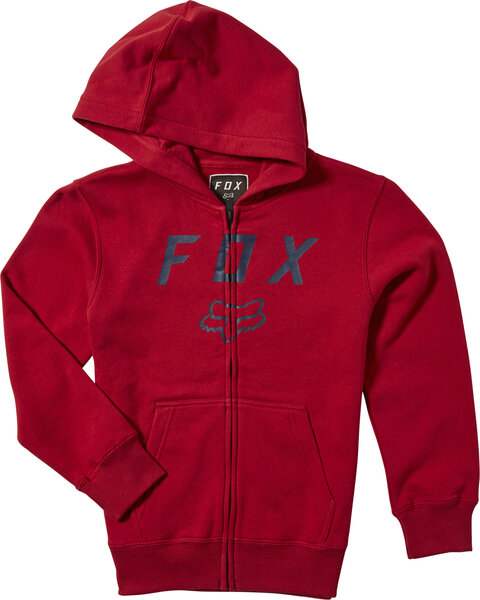 Fox Racing Youth Legacy Moth Zip Hoodie