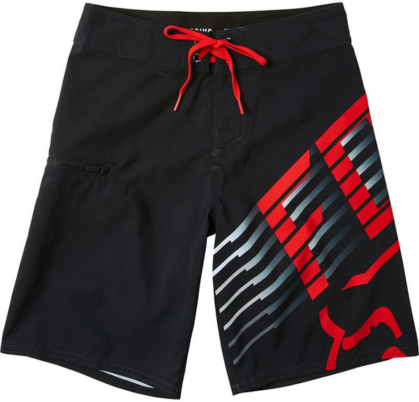 Fox Racing Youth Lightspeed Boardshort Color: Black