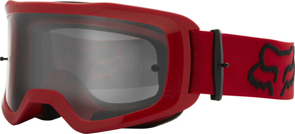 Fox Racing Youth Main Stray Goggle Color: Flame Red