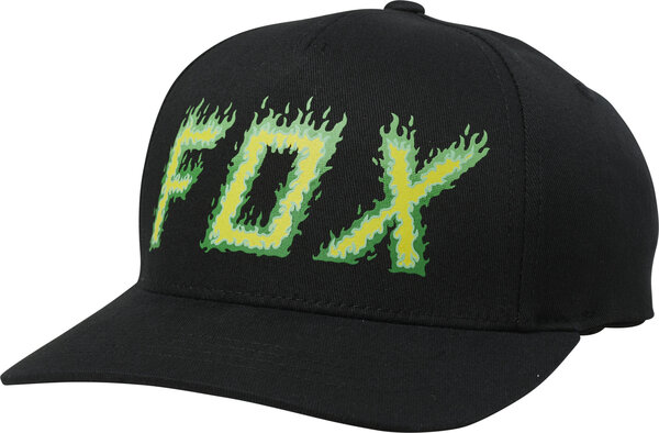 Fox Racing Youth Moth in Flames Flexfit Hat