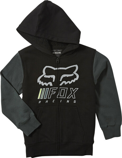 Fox Racing Youth Over Haul Sherpa Zip Hoodie