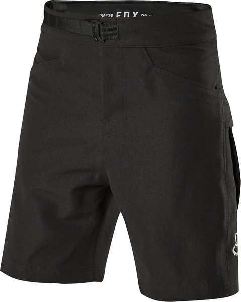 Fox Racing Youth Ranger Cargo Short Color: Black