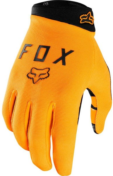 Fox Racing Youth Ranger Glove Color: Atomic Orange