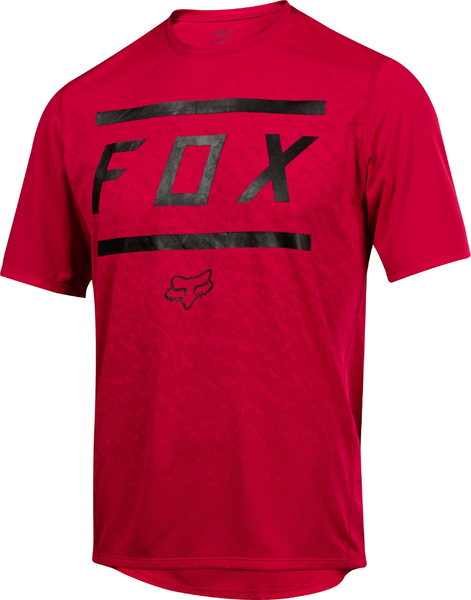 Fox Racing Youth Ranger Jersey Color: Bright Red