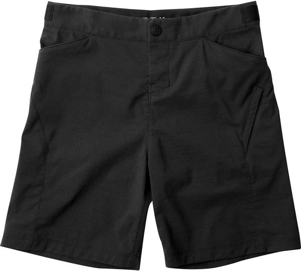 Fox Racing Youth Ranger Short Color: Black