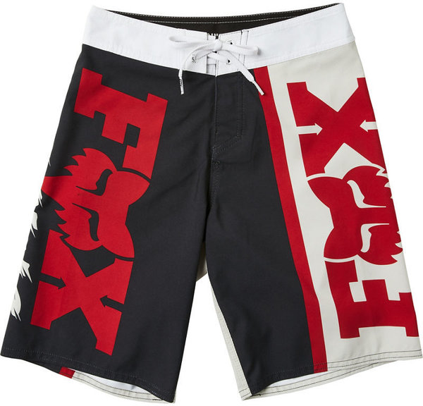 Fox Racing Youth Victory Boardshort Color: Black/Grey