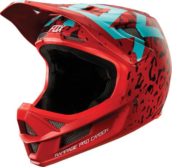 Fox Racing Rampage Pro Carbon Cauz Helmet