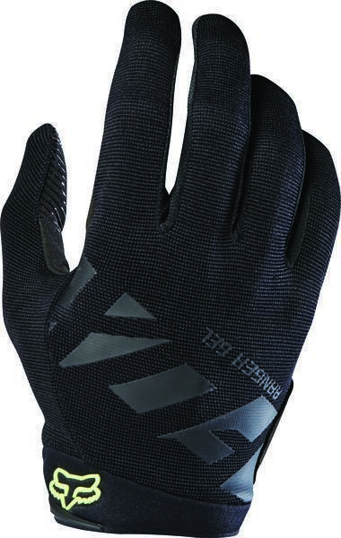 Fox Racing Ranger Gel Gloves Color: Black/Charcoal