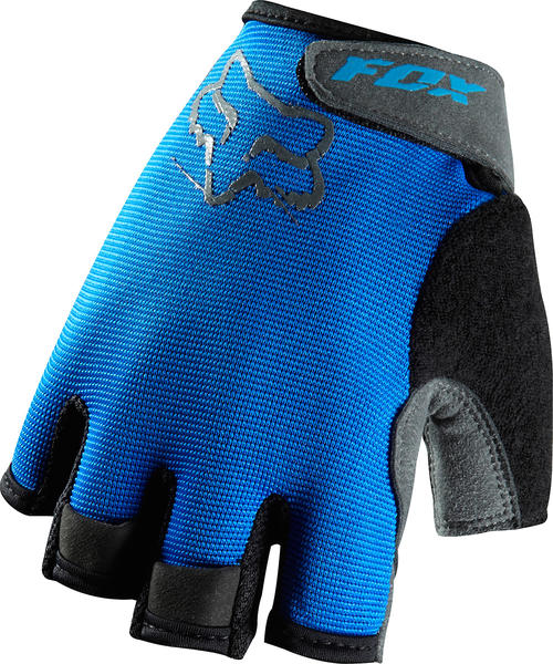 Fox Racing Ranger Short Gloves Color: Blue