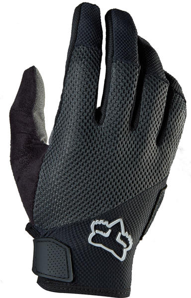 Fox Racing Reflex Gel Gloves - Women's Color: Black
