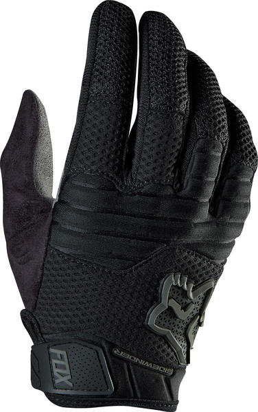 Fox Racing Sidewinder Gloves Color: Black