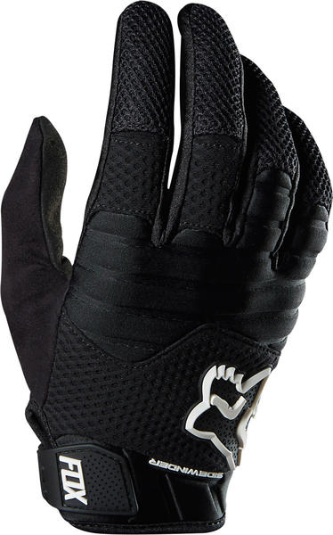 Fox Racing Sidewinder Polar Gloves Color: Black