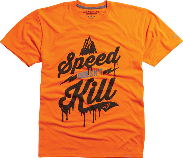 Fox Racing Speed Wobble Tech Tee